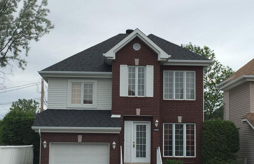 R alisations toitures en pente les couvreurs duro toit for Superficie toiture