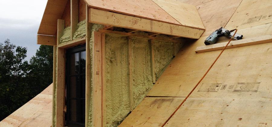 Isolation de toiture et grenier les couvreurs duro toit Infiltration toiture